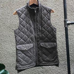Filson Jackets Coats Quilted Mile Marker Tan Vest Poshmark
